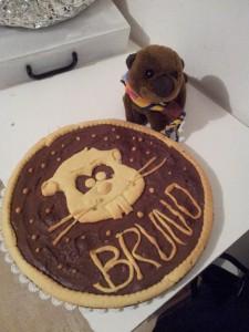 festeggiamo il Grande Castoro Bruno.